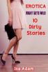 Erotica: Night Gets Wild: 10 Dirty Stories by Isa Adam