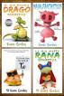 Quattro Fantastiche Storie della Buonanotte per Bambini di 3-5 anni by Scott Gordon