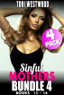 Sinful Mothers Bundle 4 – Books 13 - 16 by Tori Westwood