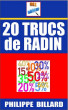 20 TRUCS DE RADIN by PHILIPPE BILLARD