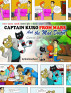 Captain Kuro From Mars And The Mad Doctor Comic Strip Booklet Nepali Version by Nick Broadhurst
