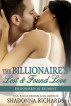 The Billionaire's Lost and Found Love (Billionaires of Belmont Book 4) by Shadonna Richards