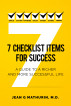 7 Checklist Items for Success: A Guide to a Richer and More Successful Life by Jean G Mathurin