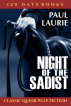 The Night of the Sadist by Paul Laurie