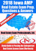 2018 Iowa PSI Real Estate Exam Prep Questions and Answers: Study Guide to Passing the Salesperson Real Estate License Exam Effortlessly by Real Estate Exam Professionals Ltd.