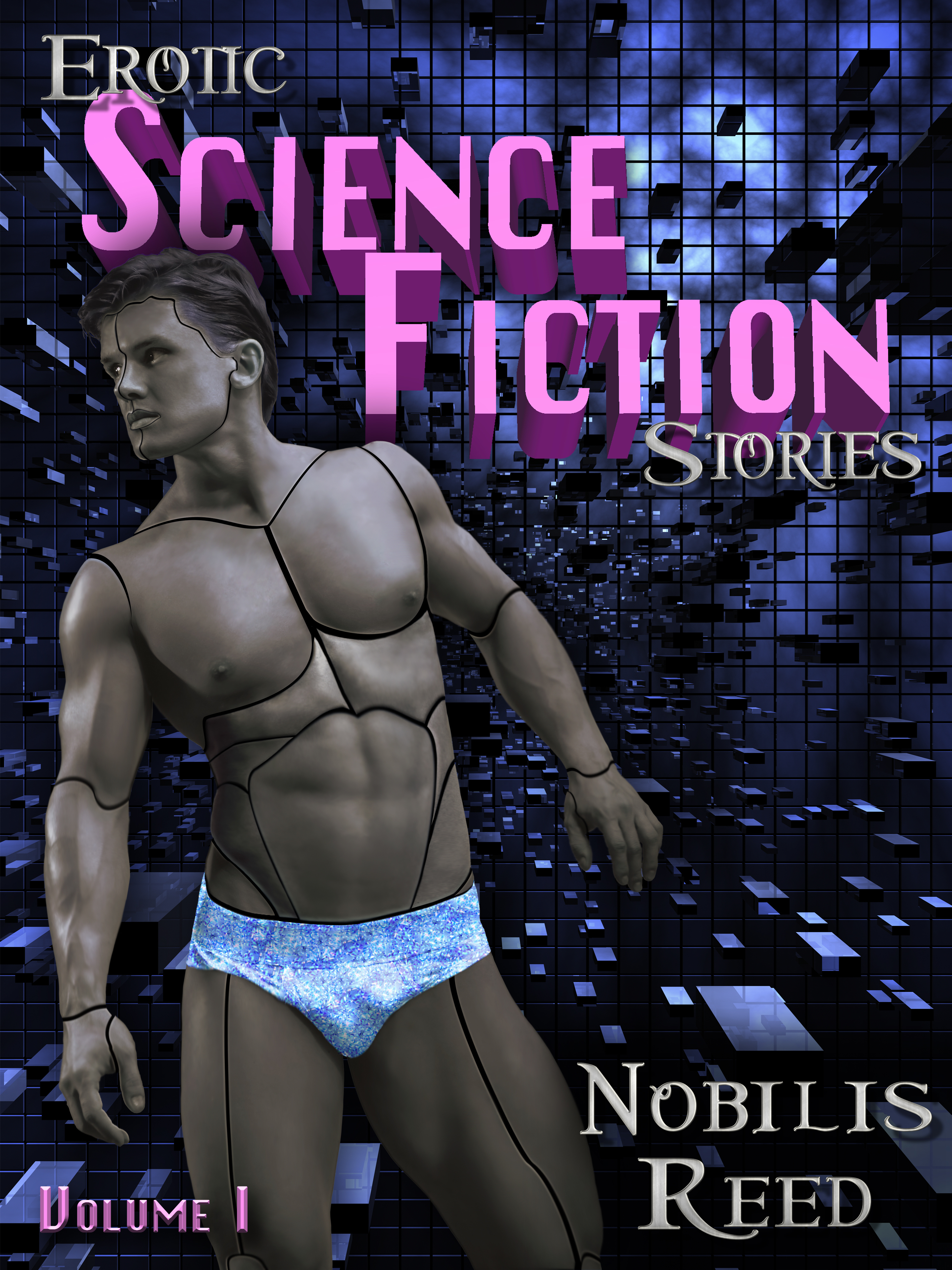 Erotic science fiction smut scene
