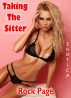 Erotica: Taking The Sitter by Rock Page