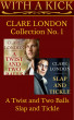 With A Kick - Collection No. 1 by Clare London