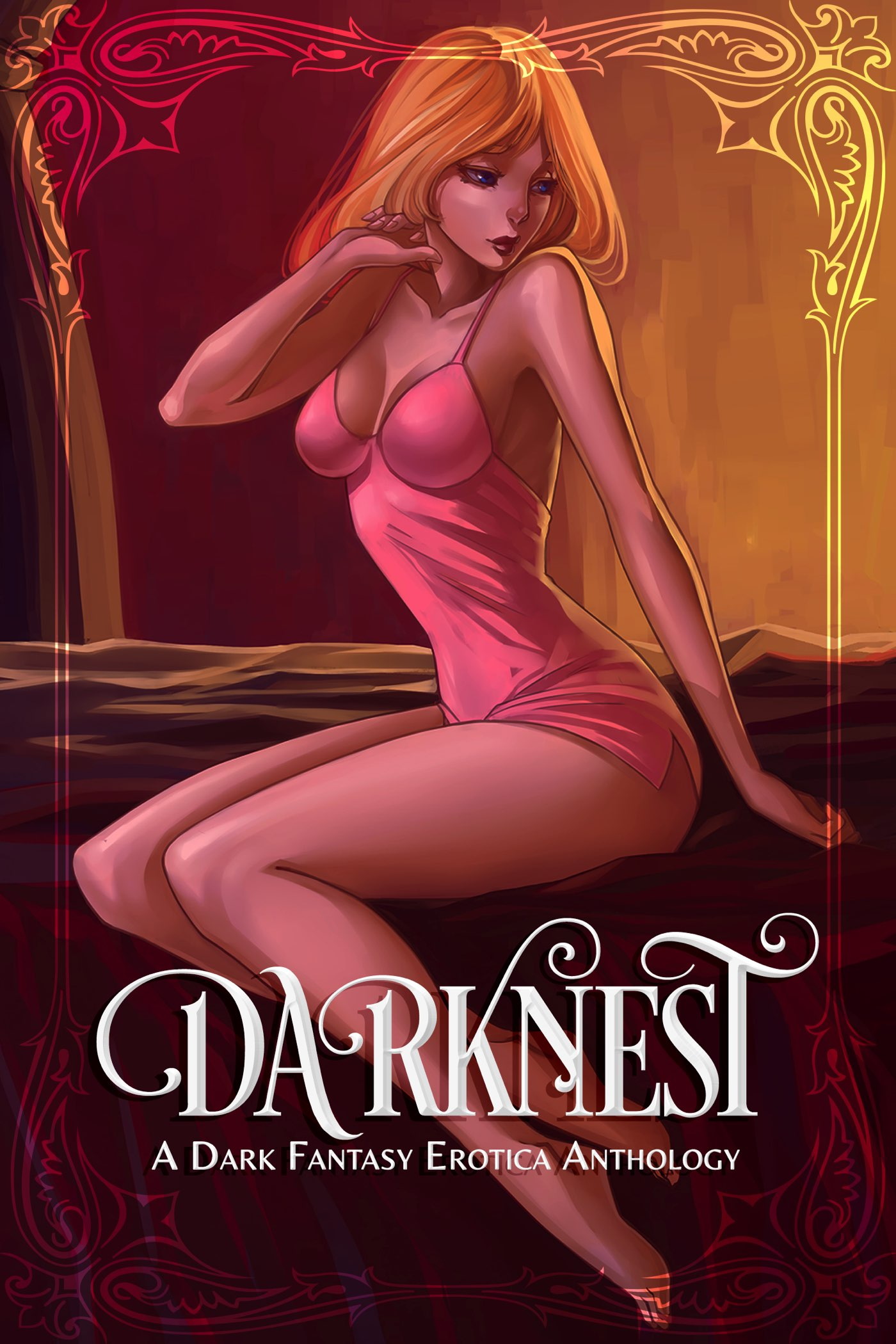 Dark fantasy erotic erotic image