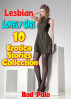 Lesbian: Lonely Girl: 10 Erotica Stories Collection by Rod Polo