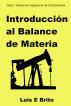 Introducción al Balance de Materia by Luis Brito