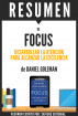 Focus: Resumen del libro de Daniel Goleman by Sapiens Editorial