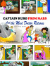 Captain Kuro From Mars And The Mad Doctor Returns Comic Strip Booklet by Nick Broadhurst