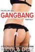 Fulfilling Her Fantasy Gangbang  - A First Time Dark Menage Erotica Fantasy by Nicola Diaz