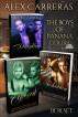 The Boys of Banana Court: Box Set by Alex Carreras