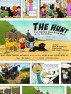 The Hunt For Captain Kuro From Mars By The Men In Black Comic Strip Booklet Nepali Version by Nick Broadhurst