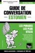 Guide de conversation Français-Estonien et dictionnaire concis de 1500 mots by Andrey Taranov