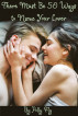 There Must Be 50 Ways to Name Your Lover by Polly Fly