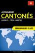 Aprender Cantonés - Rápido / Fácil / Eficaz: 2000 Vocablos Claves by Pinhok Languages