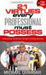 21 Virtues every Professional must Possess by Michael Quansah