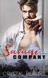 Savage Company by Crystal Perkins