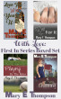 With Love: First in Series Boxed Set by Mary E Thompson