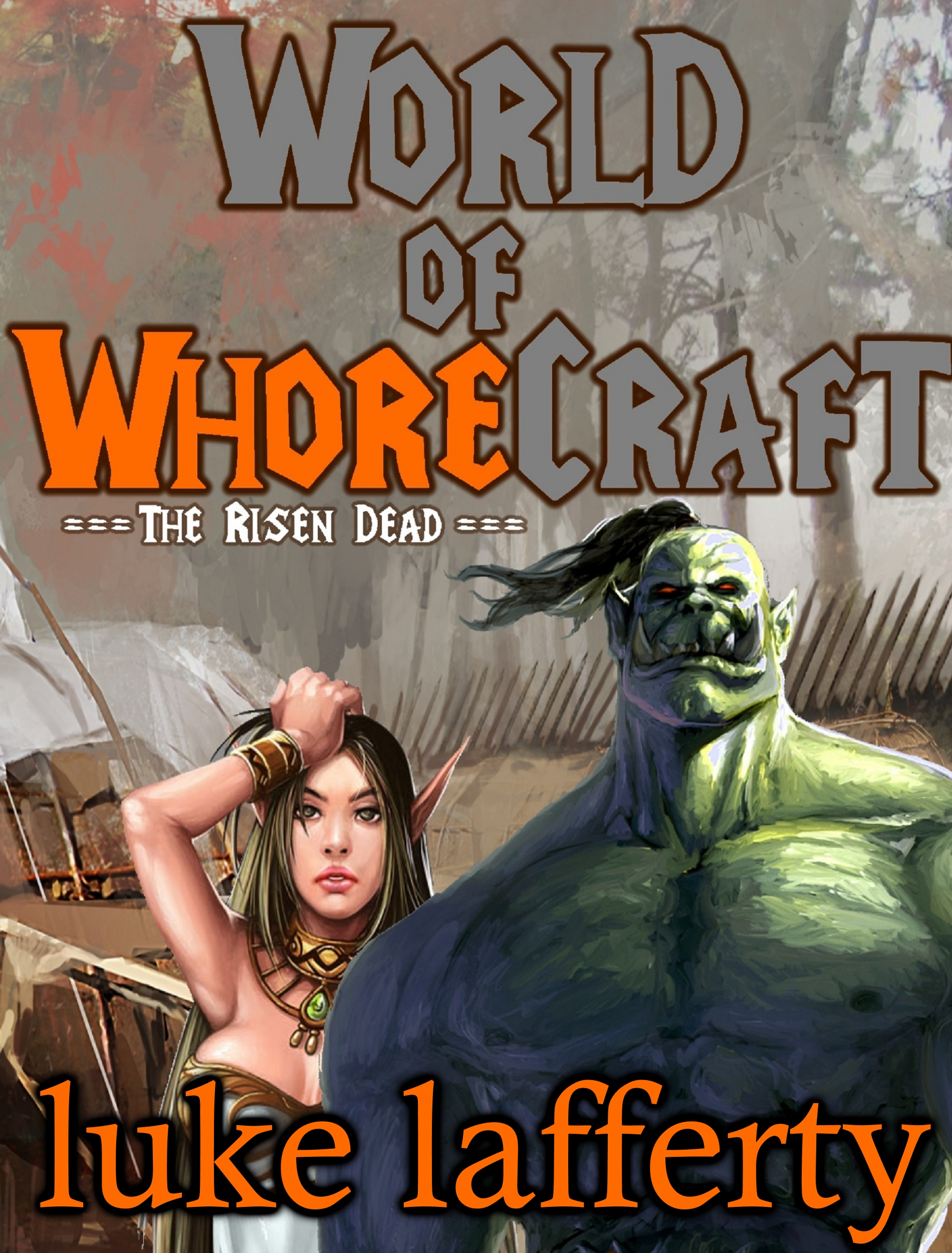 Word of whorecraft erotica scene