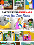 The Mad Doctor Chases Captain Kuro From Mars  Comic Strip Booklet Nepali Version by Nick Broadhurst