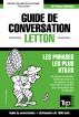 Guide de conversation Français-Letton et dictionnaire concis de 1500 mots by Andrey Taranov