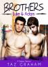 Brothers: Luke & Adam - A Taboo Tale by Taz Graham