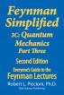 Feynman Lectures Simplified 3C: Quantum Mechanics Part Three by Robert Piccioni