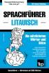 Sprachführer Deutsch-Litauisch und thematischer Wortschatz mit 3000 Wörtern by Andrey Taranov