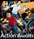 Action Awaits by Adeba A. Islam