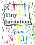 A Tiny Invitation by Ipam