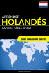 Aprender Holandés - Rápido / Fácil / Eficaz: 2000 Vocablos Claves by Pinhok Languages