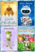 Four Fantastic Surprise Endings for Children 3-5 by Scott Gordon