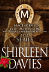 MacLarens of Fire Mountain Historical Western Romance Series Boxed Set Books 1 – 6 by Shirleen Davies