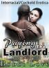 Paying the Landlord (Interracial/Cuckold Erotica) by Bobbi Love