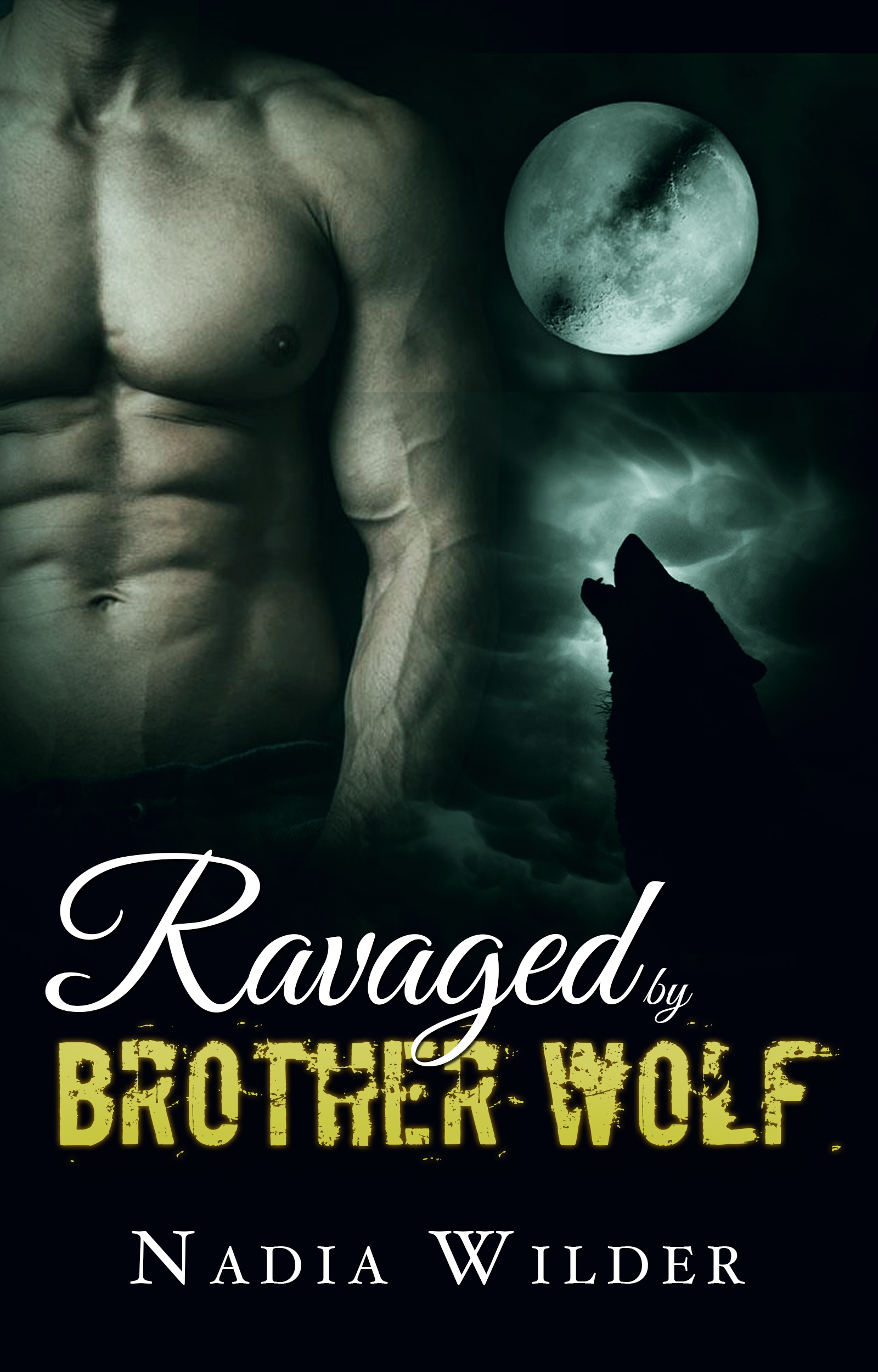 Woman ravaged by werewolf erotic clips