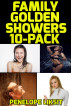 Family Golden Showers 10-Pack by Penelope Liksit
