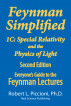 Feynman Lectures Simplified 1C: Special Relativity and the Physics of Light by Robert Piccioni
