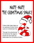 Nate-Nate the Christmas Snake by jh139