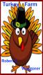 Turkey Farm by Robert C. Waggoner