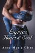 Lyrics Heart & Soul by Anne Marie Citro