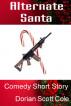 Alternate Santa by Dorian Scott Cole