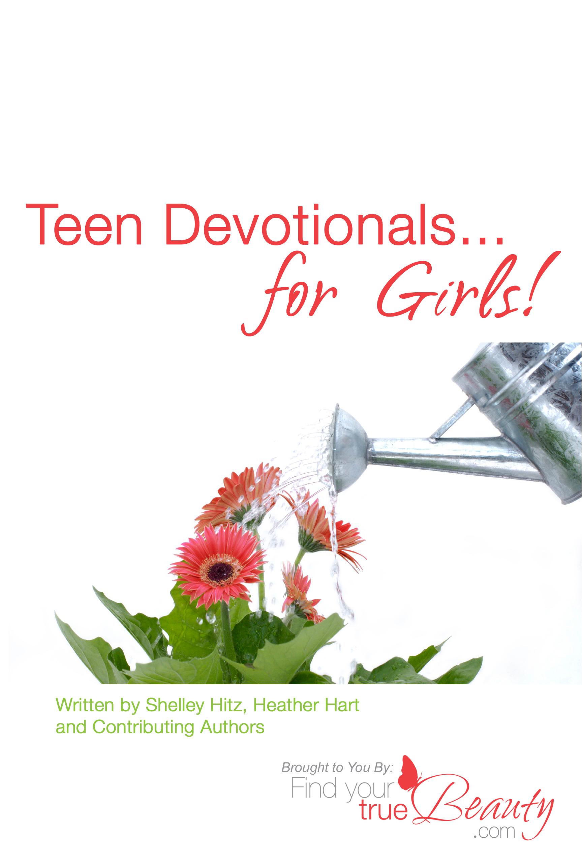 Christian devotions for teen girls
