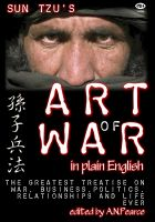 Sun Tzu - The Art of War in plain English - digital edition with active table of contents
