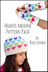 Hearts Abound Pattern Pack by Deja Jetmir