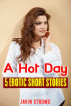 A Hot Day: 5 Erotic Short Stories by Javin Strome