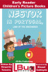 Nestor in Portugal, land of the Discoveries - Early Reader - Children's Picture Books by Margarida Teixeira